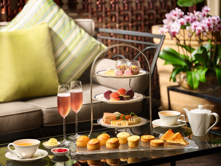 One-Ninety Bar - Floral AfternoonTea 1