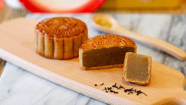 chang ho sek tea mooncakes