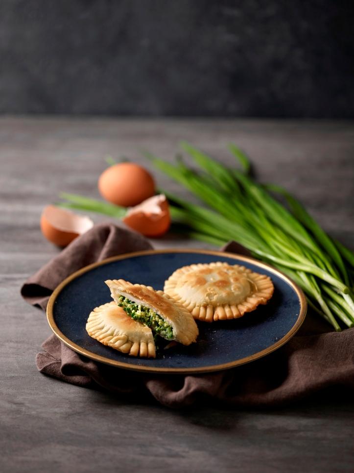 Crystal Jade La Mian Xiao Long Bao - Chive Pastry