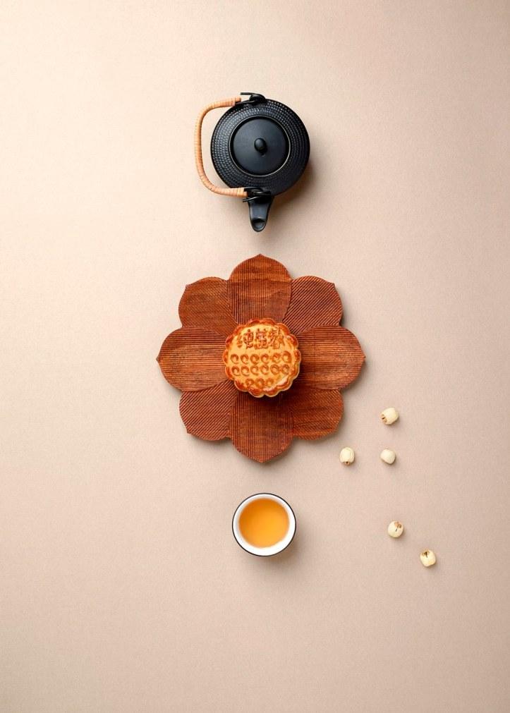 Pure White Lotus Paste 纯白莲蓉