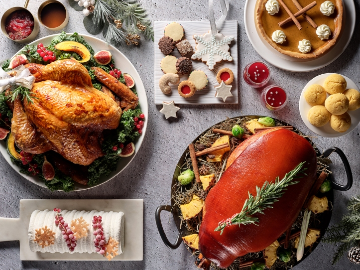 One-Ninety - Festive Feasting
