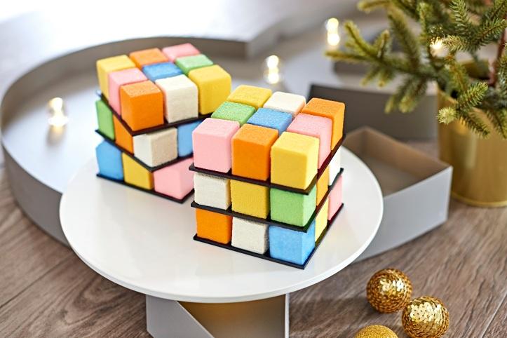 Merry Cubes