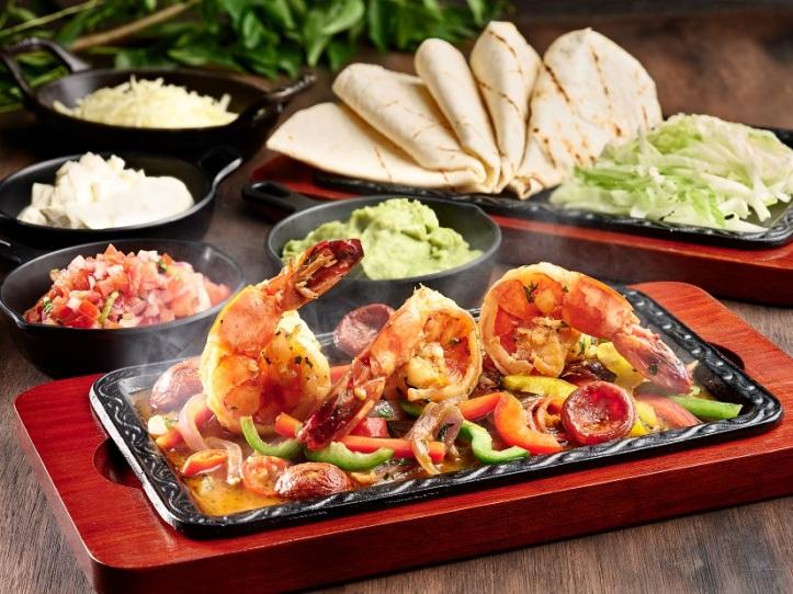 Spicy Peruvian Prawn & Chorizo
