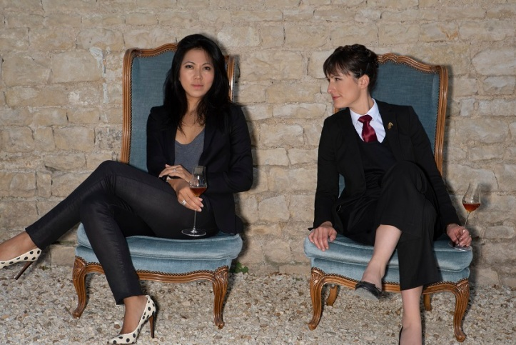 Exsto Cognac Sabrina Duong and Julie Dupouy Chairs