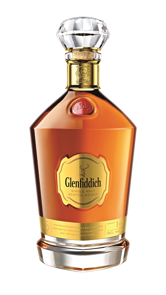 GLENFIDDICH 45 YEAR OLD