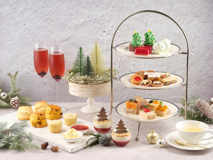 One-Ninety Bar - Festive Afternoon Tea