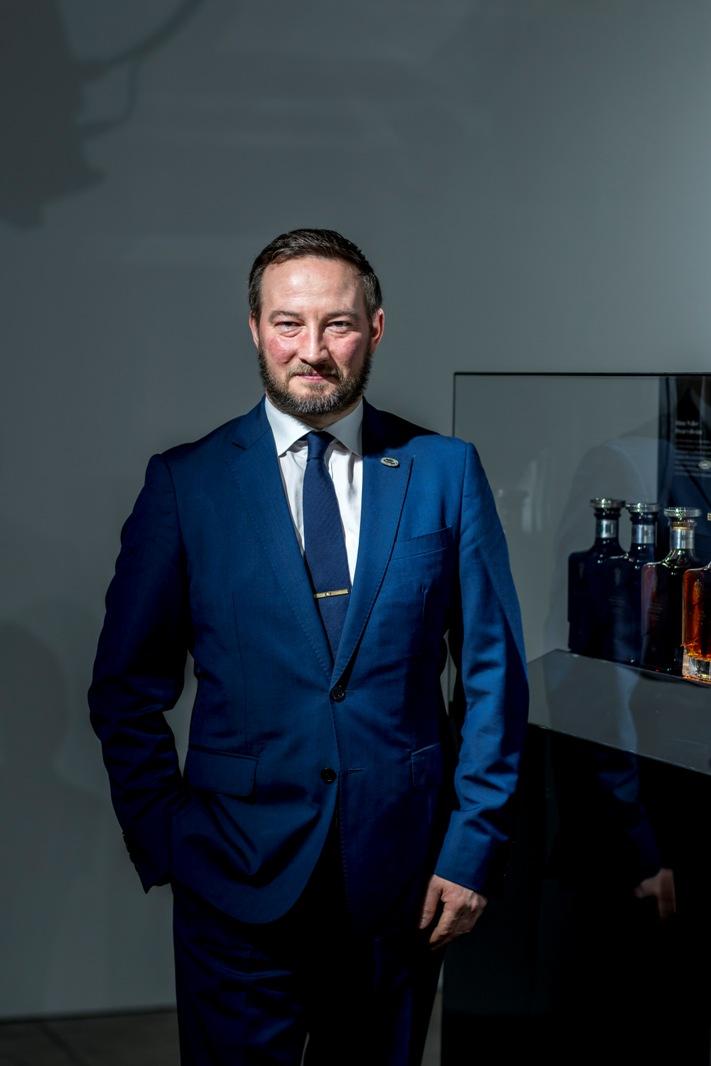 Master of Whisky - Ewan Gunn