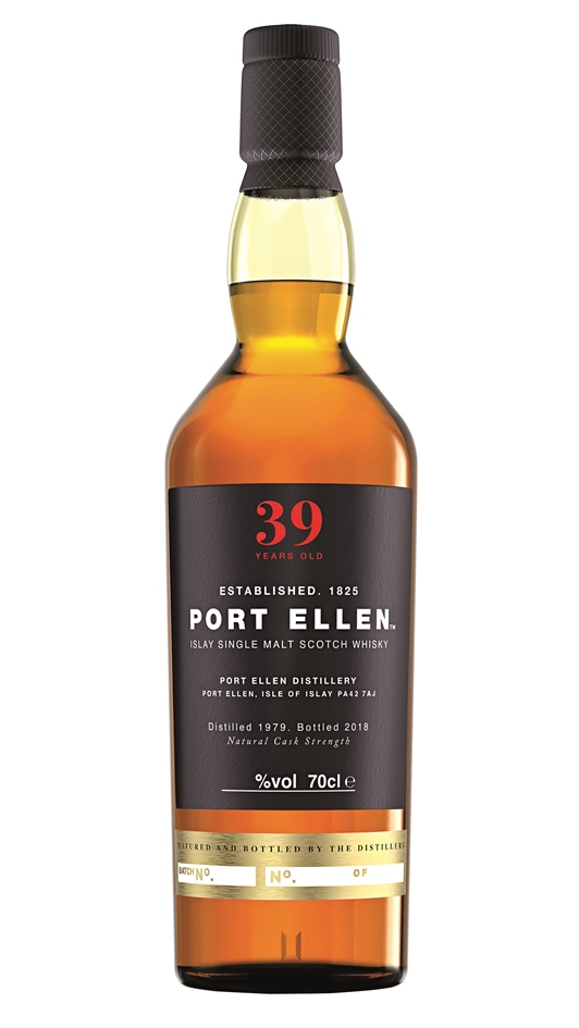 PORT ELLEN 39 YEAR OLD