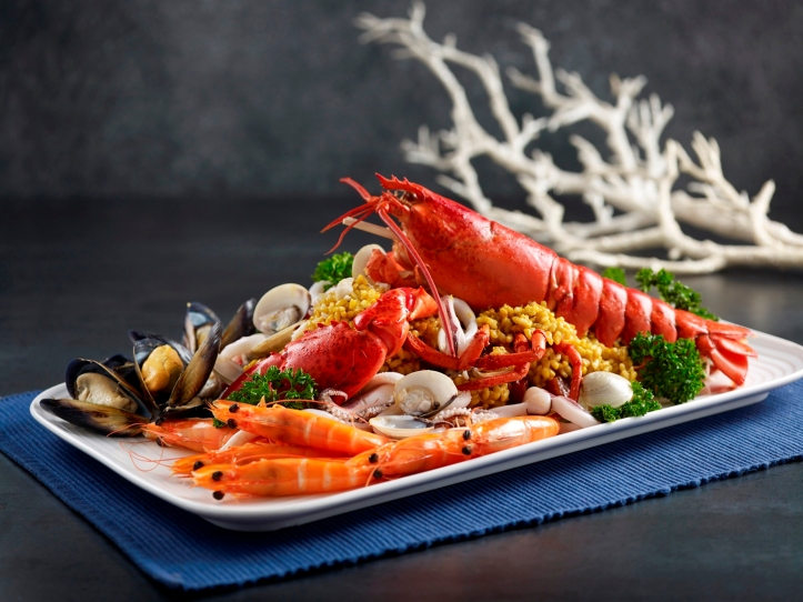 Hotel Indigo Singapore Katong - Festive 2019 - Lobster & Seafood Curry Risotto - Baba Chews