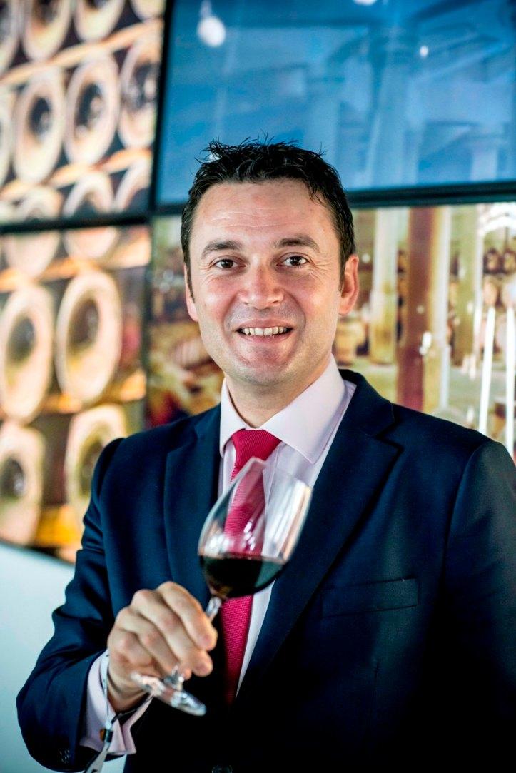 Master of Wine - Fabrice Papin