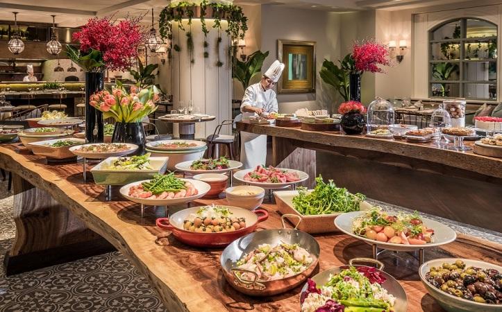 One Ninety Restaurant_Buffet (1)
