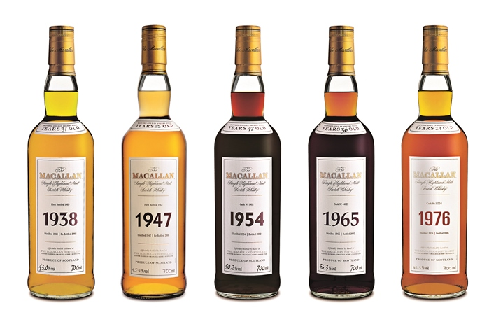THE MACALLAN FINE & RARE DECADES COLLECTION