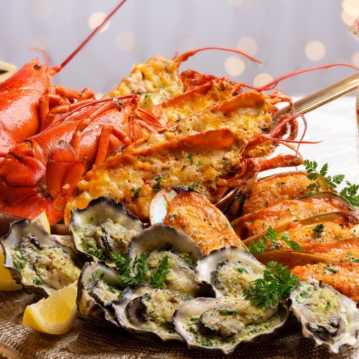 Marriott Cafe- Seafood Grill