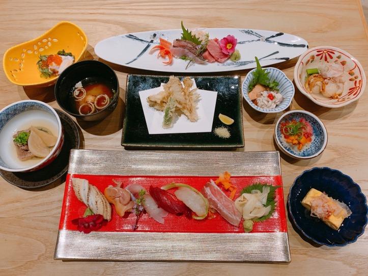 MAI by Dashi Master Marusaya Sushi and Dashi Omakase Group Pic