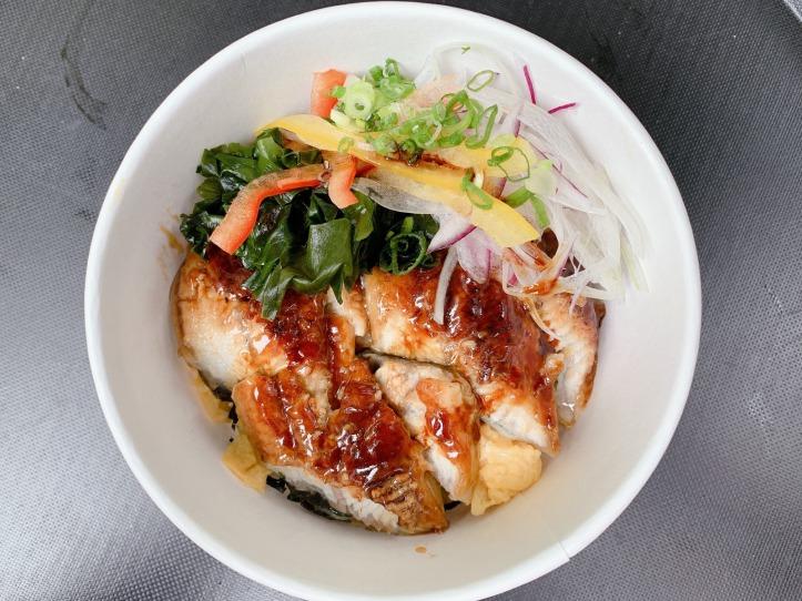 Dashi Master Marusaya -Unagi Eel Rice Bowl